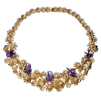 Archive Jewellery exhibition of the 110th anniversary of Grosse
